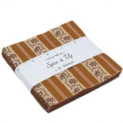 Moda Fabrics - Spice It Up - Charm Pack